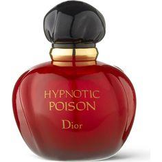 DIOR Hypnotic Poison eau de toilette 30ml ($59) ❤ liked on Polyvore featuring beauty products, fragrance, perfume, makeup, beauty, red, christian dior, eau de toilette fragrance, christian dior perfume and edt perfume