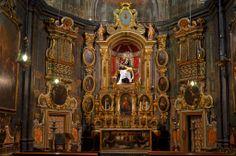 Antoni Viladomat. Capella dels Dolors, Basílica de Santa Maria, Mataró