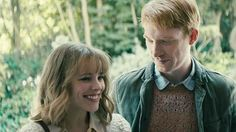 About Time - Tim - Mary - Domhnall Gleeson - Rachel McAdams Rachel Mcadams, Timothy Hutton, Domhnall Gleeson, What Is Digital, Inspirational Movies, Queen Latifah, About Time Movie, Movie Quotes About Love, Universal Pictures