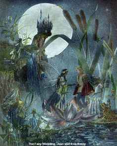 The Faery Wedding - Jean and Ron Henry.