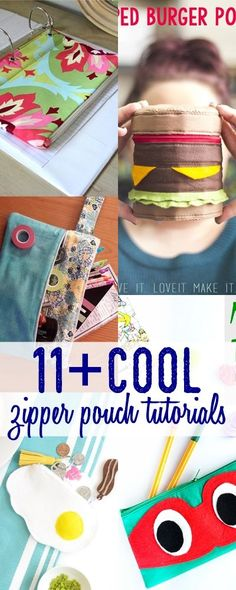 diy pouch | how to make a pouch | easy sew zippered pouches | zipper pouch tutorial |