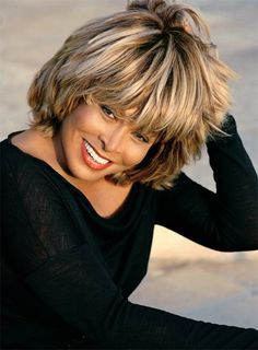 "Tina Turner - My Most Fabulous Female Singer - Tina Turner I Miss U Dearly - U Deserve It In The Beautiful ""French Riveria"""