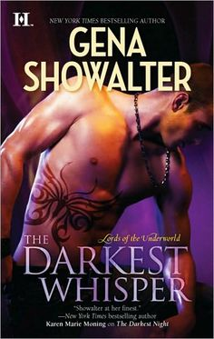 The Darkest Whisper (Lords of the Underworld Series #4)