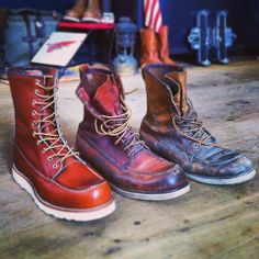 The evolution of an icon. First issued in 1952 and one million pairs sold by 1983, the 877 boot needs no introduction. Functional, durable and engineered with American spirit.