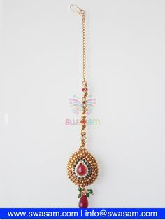 Indian Jewelry Store | Swasam.com: Tikka with Perls and White Stones - Tikka - Jewelry Shop to Buy The Best Indian Jewelry  http://www.swasam.com/jewelry/tikka/tikka-with-perls-and-white-stones-1423.html?___SID=U  #indianjewelry #indian #jewelry #tikka