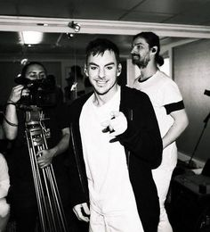 Everyone ready for the weekend? We are! #PreferTheDrummer #ShannonLeto #ThursdaySmiles