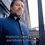 Javert Mean Girls .gif. If that title entices you, you HAVE to click through and see this.