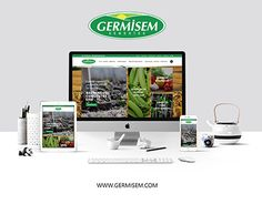 "Check out new work on my @Behance portfolio: ""Germisem"" http://be.net/gallery/51761167/Germisem"