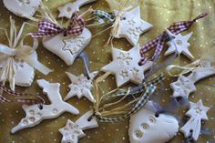 Lemon & Lime Thyme: Easy Clay Recipes and Christmas Ornaments