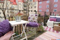 Les coussins changent la déco de votre jardin