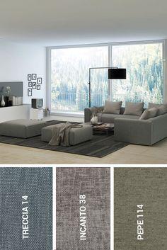 Poznaj tkaniny, które wkomponujesz w styl minimalistyczny. Contemporary, Rugs, Home Decor, Farmhouse Rugs, Decoration Home, Room Decor, Home Interior Design, Rug, Home Decoration