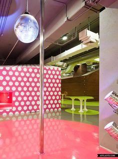 Amazingly Creative Interior of Bangkok University // Supermachine Studio | Afflante.com