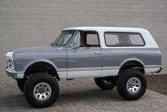 67 72 Chevy Truck, Classic Chevy Trucks, Lifted Ford Trucks, Gm Trucks, Cool Trucks, Pickup Trucks, Chevy 4x4, Lifted Chevy, Toyota Trucks
