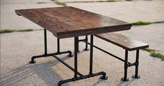 Industrial conference tables | Emmorworks