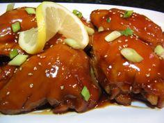 One Perfect Bite: One Pan Teriyaki Chicken