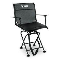 Guide Gear Big Boy Comfort Swivel Hunting Blind Chair with Armrests 500 lb. Capacity   https://huntinggearsuperstore.com/product/guide-gear-big-boy-comfort-swivel-hunting-blind-chair-with-armrests-500-lb-capacity/