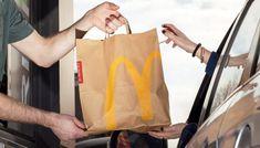 Mcdonalds, Paper Shopping Bag, Bakery, California, Bakery Business, Bakeries