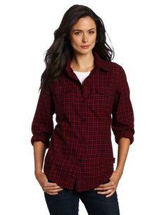 Amazon.com: Woolrich Womens Heirloom Flannel Shirt: Clothing