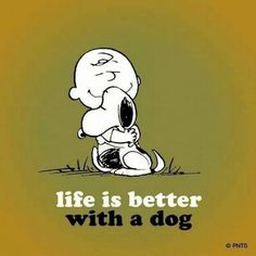 Life is better with a dog. #DogLovers