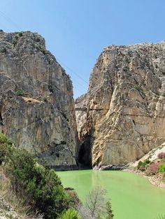 Gorge des Gaitanes - Caminito del Rey, Alora - Malaga (Espagne)
