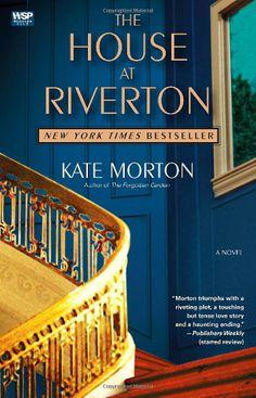 Amazon.com: The House at Riverton: A Novel (9781416550532): Kate Morton: Books If you like Downton Abbey