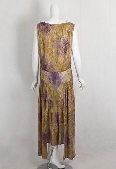 Evening dress, c.1929.