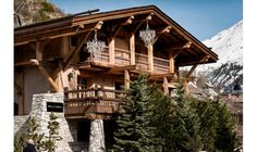 Chalet Solyneou located in Val d'Isere is a stunning boutique chalet complete with indoor pool, steam room and hot tub. Sleeping 9-10 people