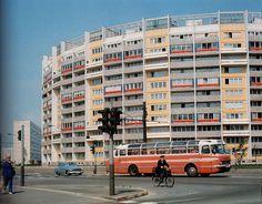 LENINPLATZ | EAST BERLIN | GERMANY [1976]: *Photo: This Brutal House, via Twitter*