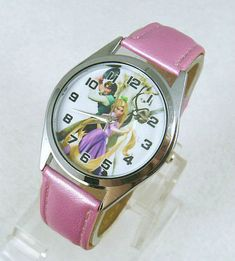 New Cute Disney Princess Tangled Child Girl Wrist Watch Xmas #187 #unbranded #Casual
