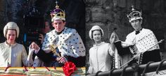 'The Crown' Season 3 Recreates Prince Charles' 1969 Investiture Ceremony Prince Philip, Prince Of Wales, Prince Charles, Victoria Prince, Queen Victoria, The Crown Season 3, The Crown Series, Investiture Ceremony, Costume Shop