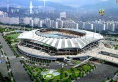 World Cup Stadium- Seoul, South Korea. My birth place and homeland.