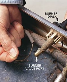 Solve these common stove problems: the gas burner won't light, the oven won't heat and the electric burner won't heat. Linkedin Business, Purple Purse, Gas Oven, L Shaped Sofa, Appliance Repair, Banner Images, T Lights, Oven Cleaning, Image House
