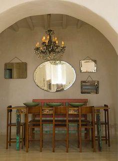My Leitmotiv - Blog de interiorismo y decoración: Una casa tradicional griega