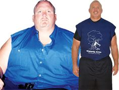 Inspirational BodyRocker: 470lbs Down and Not Stopping!!
