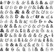 ampersand - Google Search