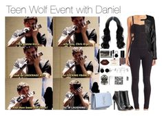 """""""Teen Wolf Event with Daniel Sharman"""" by myllenna-malik ❤ liked on Polyvore featuring Hervé Léger, Yves Saint Laurent, Bobbi Brown Cosmetics, Tabitha Simmons, Lime Crime, Salvatore Ferragamo, Bling Jewelry, New Look, Alexander McQueen and Boohoo"""