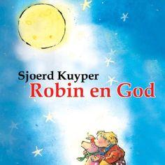 Robin en God   Sjoerd Kuyper: Met opa kan Robin goed over God praten. Gelukkig komen opa en oma rond kerst een hele poos logeren. Genoeg…