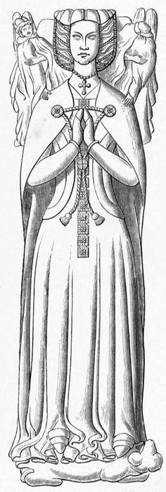 Agnes de Gorges (1346)