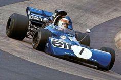 Jackie Stewart Nürburgring Karussell