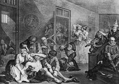 The Treatment of Mental Illness in the Early 19th Century