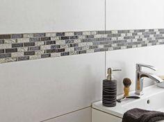 frise adhesive carrelage salle de bain - Recherche Google - https ...