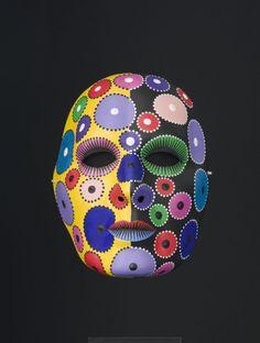 Alfred Pellan, Masque 44, 1971 Alfred Pellan, Jean Paul Lemieux, Clarence Gagnon, Beaux Arts Paris, Eye Art, Quebec, Illustration, Folk Art, Skull