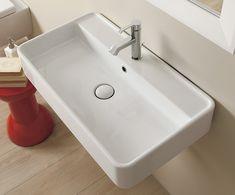 やさしいフォルムの洗面ボウルであたたかみのある洗面空間へ  美しいデザインの洗面台をはじめとした水まわり商品のセラトレーディング Sink, Bathroom, Home Decor, Wax, Sink Tops, Washroom, Bath Room, Interior Design, Bath