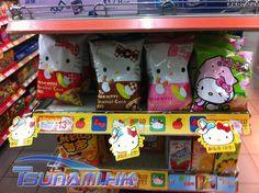 Japanese Candy Hello Kitty Japanese Candy, Japanese Sweets, Cute Candy, Japanese Culture, Hello Kitty, Sweet Treats, Lego, Goodies, Kawaii