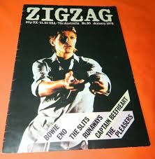 Image result for DAVID BOWIE rare magazines