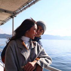 Cute Relationship Goals, Cute Relationships, Kathryn Bernardo Photoshoot, Daniel Johns, Daniel Padilla, John Ford, Couple Photoshoot Poses, Looking For Love, Cute Couples