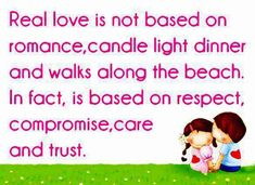 Real Love is...