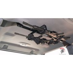 Tactical Truck Ceiling Two-Gun Mount