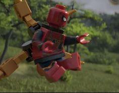 Lego Spiderman, Marvel E Dc, Legos, Dragon Ball, Life, Movies, Lego Super Heroes, Lego, Logos