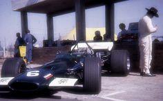Paddy Driver @ Roy Hesketh